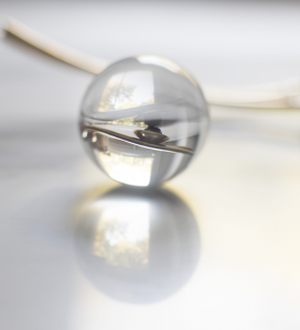 Glass Boll Refraction Photography 60 mm